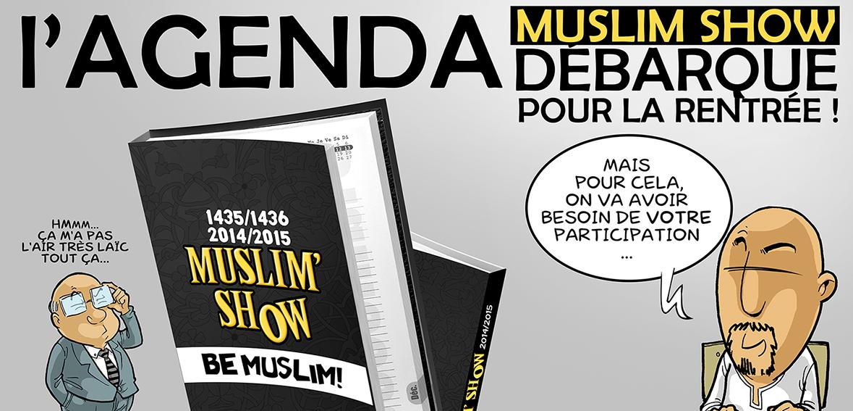 agenda muslimshow
