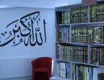 bibliotheque mosquee olivier