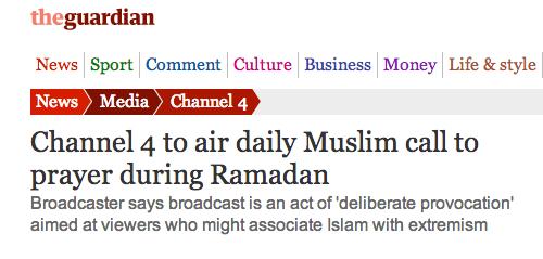 channel 4 ramadan