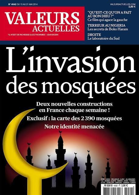 invasion mosquees vacteurs actuelles