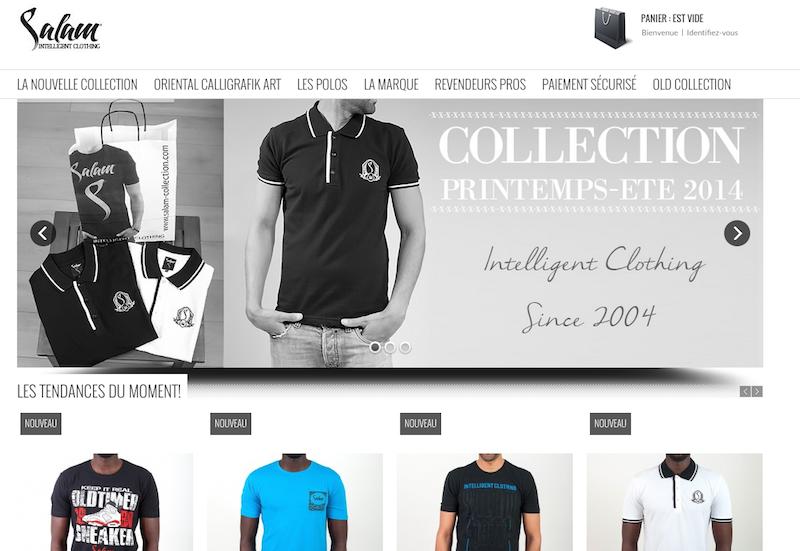 salam collection boutique