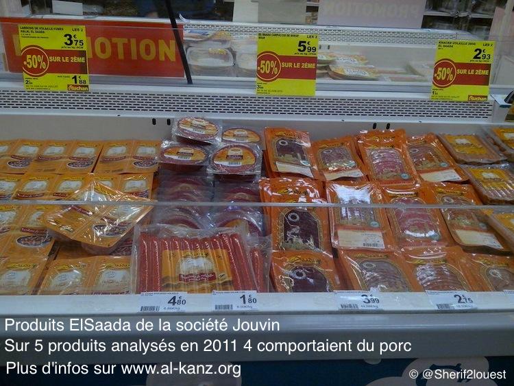 auchan elsaada porc