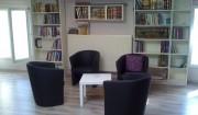 bibliotheque mosquée Al Wifaq 1