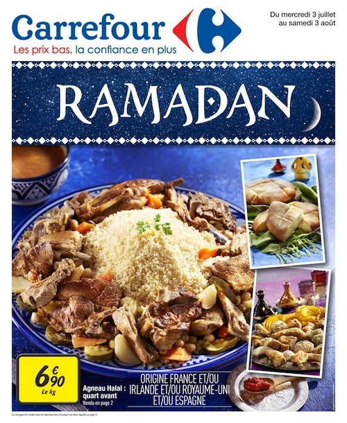 carrefour ramadan 2013