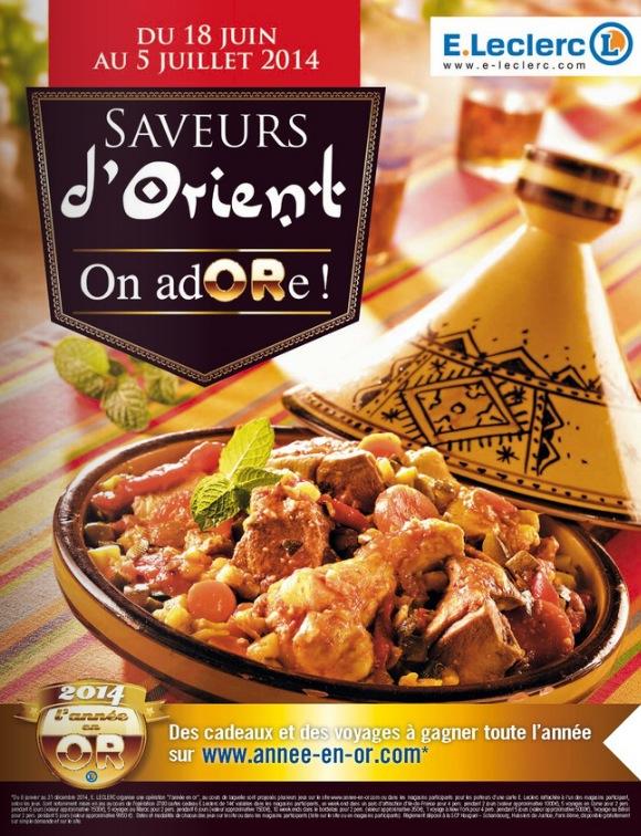 leclerc ramadan pontault combault saveurs d'orient