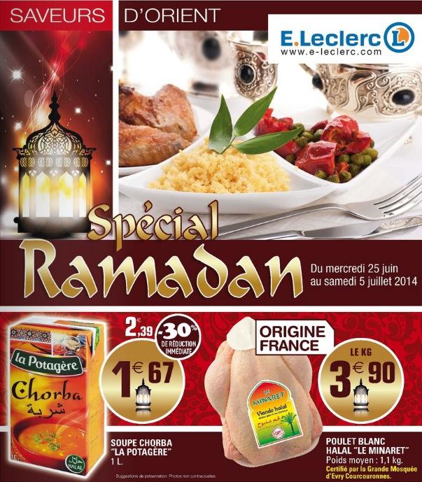 leclerc ramadan sarre union