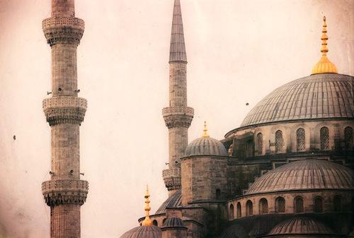 mosquee turquie