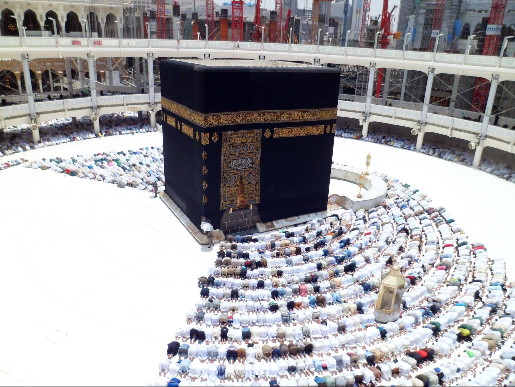 D couvrez la kaaba sans son ombre sous le soleil for A l interieur de la kaaba