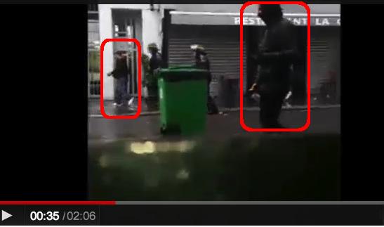 police crs ldj rue de la roquette paris 3