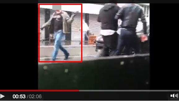 police crs ldj rue de la roquette paris 8