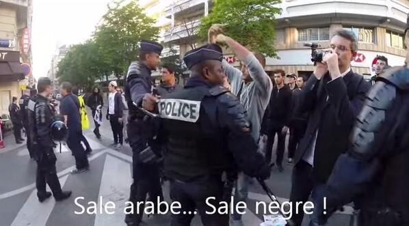 sale arabe sale negre