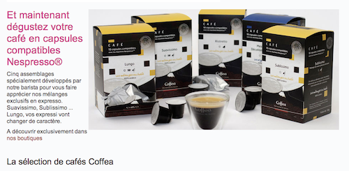 boycott nestl 10 marques pour remplacer vos capsules nespresso. Black Bedroom Furniture Sets. Home Design Ideas