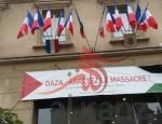 gaza mairie aubervilliers