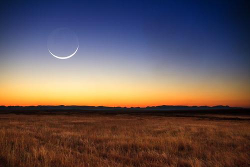 lune hilal