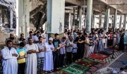 prayer gaza