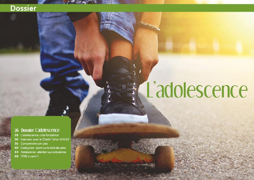 ahly magazine adolescence