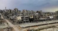 homs detruite