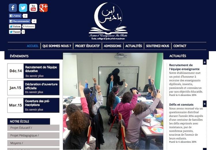 institut ibn badis nanterre