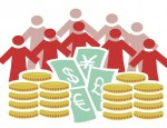 crowdfunding foule