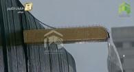 kaaba sous la pluie