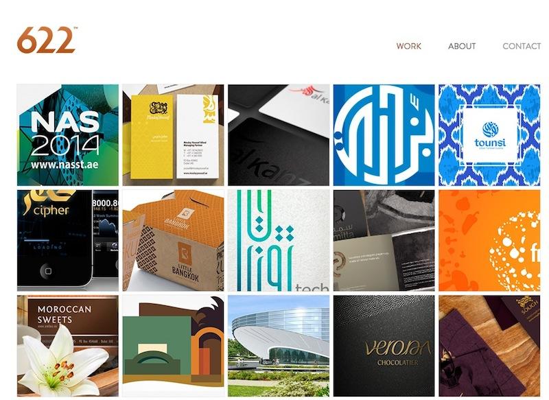 622 agency branding