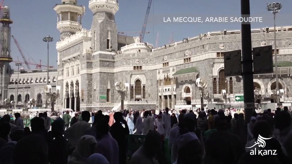 Doux faux halal La Mecque