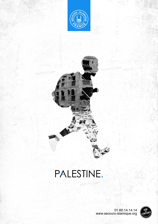 affiche palestine secours islamique 3