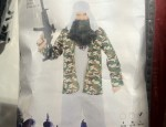 costume terroriste