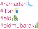 hashtag ramadan Twitter