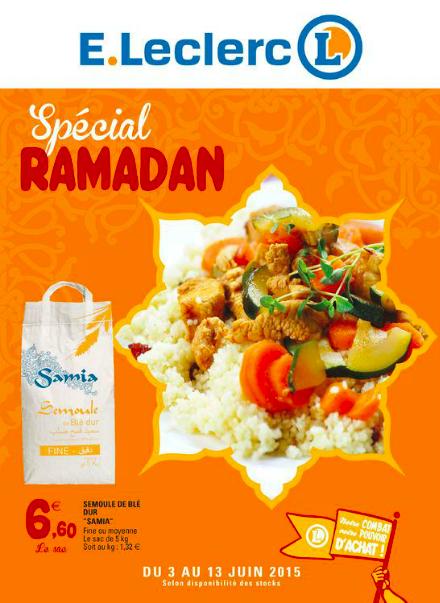 leclerc ramadan 2015