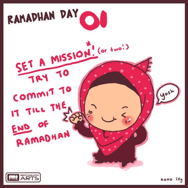 ramadan 1 owh so muslim