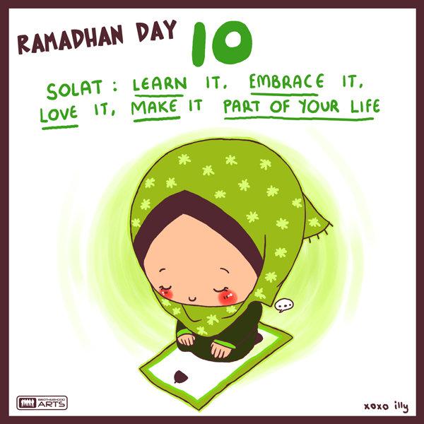 ramadan 10 owh so muslim