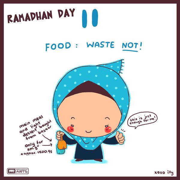 ramadan  owh so muslim
