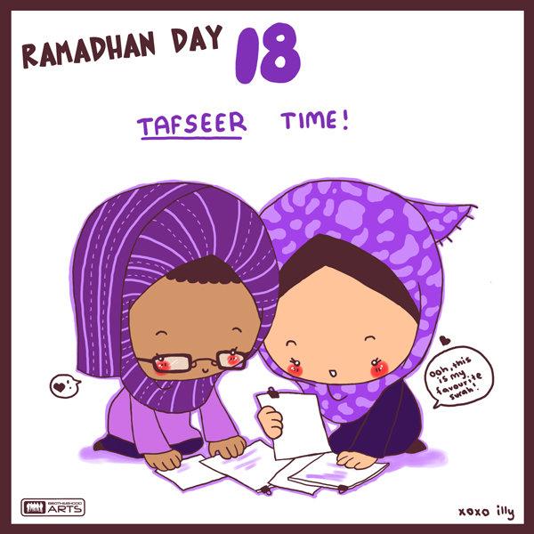 ramadan 18 owh so muslim