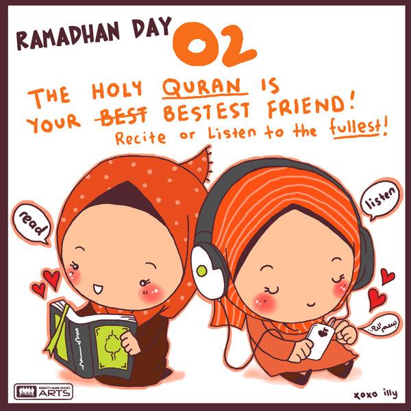 ramadan 2 owh so muslim