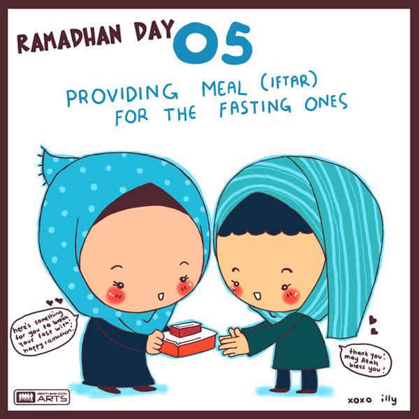 ramadan 5 owh so muslim