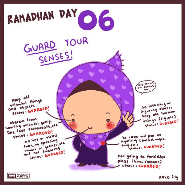 ramadan 6 owh so muslim