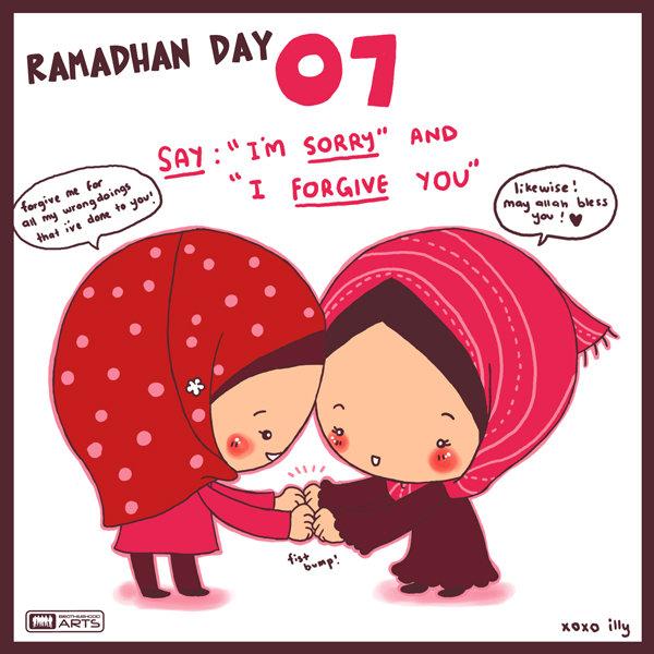 ramadan 7 owh so muslim