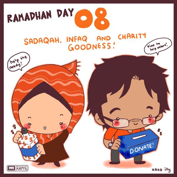 ramadan 8 owh so muslim