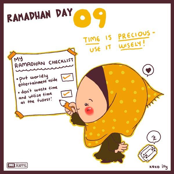 ramadan 9 owh so muslim