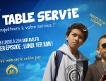 table servie webserie