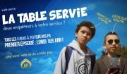 table servie webserie