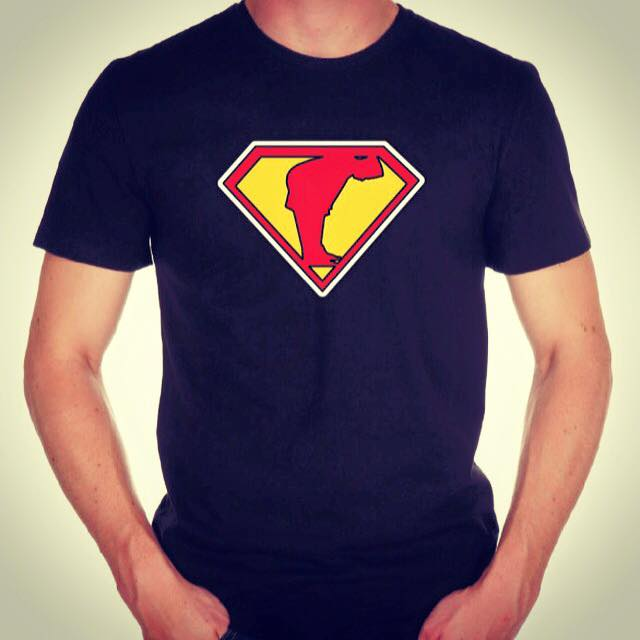 tshirt super salat