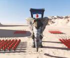 abraha année elephant