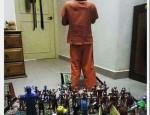 enfant priere jouets