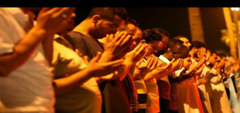 tarawih ramadan egypte