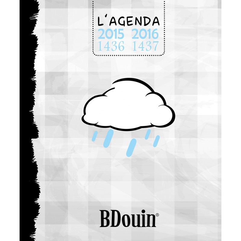 agenda bdouin blanc