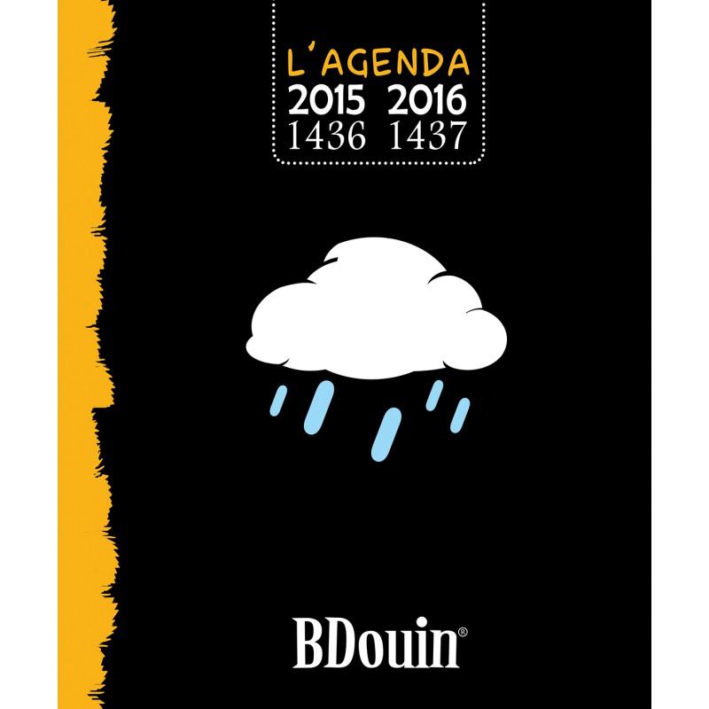 agenda bdouin noir