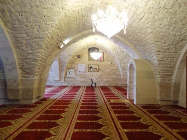 salat masjid