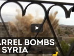 baril bombes syrie